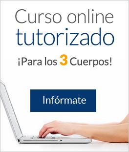 Curso online tutorizado de Justicia